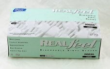 Disposable Vinyl Gloves- 1 box of 100