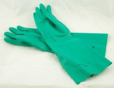 Nitrile Turquoise Gloves