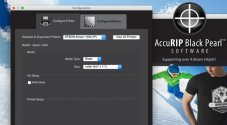 AccuRIP Black Pearl Software