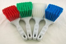 KIWO Screen Brush - various colours available