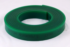 5 mm x 25 mm 70-75 Durometer Green PU52504
