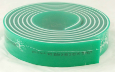 "SR3 MEDIUM 2"" x 3/8""Green - per inch"