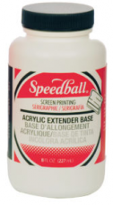 Speedball Acrylic Extender Base