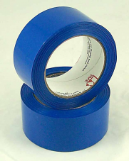 Blue Poly Tape 36 yd roll
