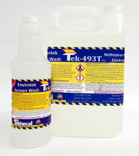 TEK-493T Envirotek Textile Screenwash