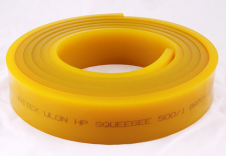 "2 "" x 3/8"" 55-60 Durometer Yellow PU955001"